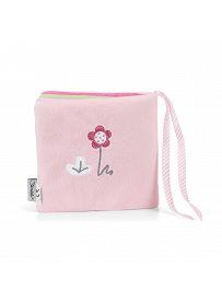 Esel Emmi Girl rosa | Sterntaler Spielbuch Rückseite