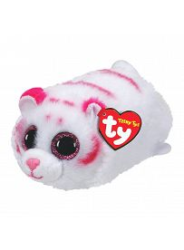 Tiger Tabor, pink-weiß   Teeny Ty 2020 Handycleaner