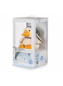 Ente Edda | Sterntaler Verpackung Chilling Box