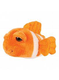 Clownfisch Bubbles, 15cm orange  LiL Peepers Kuscheltier der englischen Marke SUKIgift