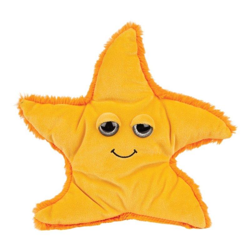 Seestern Sunny, 15cm orange| LiL Peepers Kuscheltier der englischen Marke SUKIgift