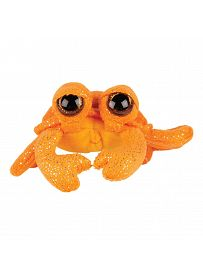 Krabbe Crusher, 15cm orange   LiL Peepers Kuscheltier der englischen Marke SUKIgift