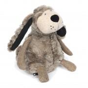 Hund Plump Plumer, 32cm | sigikid BEASTtown Kuscheltier für Jugendliche und Erwachsene