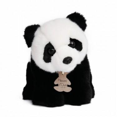 Panda, 20cm Plüschtier in Geschenkkarton Histoire d'Ours   Kuscheltier.Boutique