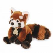 Panda rot, 20cm Plüschtier in Geschenkkarton Histoire d'Ours | Kuscheltier.Boutique