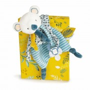 Koala Schmusetuch, 21cm Schmusetuch im Karton Histoire d'Ours