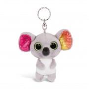 Koala Miss Crayon, grau | Nici GLUBSCHIS Schlüsselanhänger