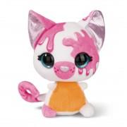 Baby-Katze, 12 cm rosa weiß | NICIdoos Babys