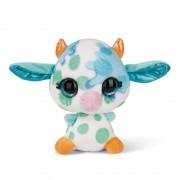 Baby-Kuh, 12 cm blau-grün | NICIdoos Babys