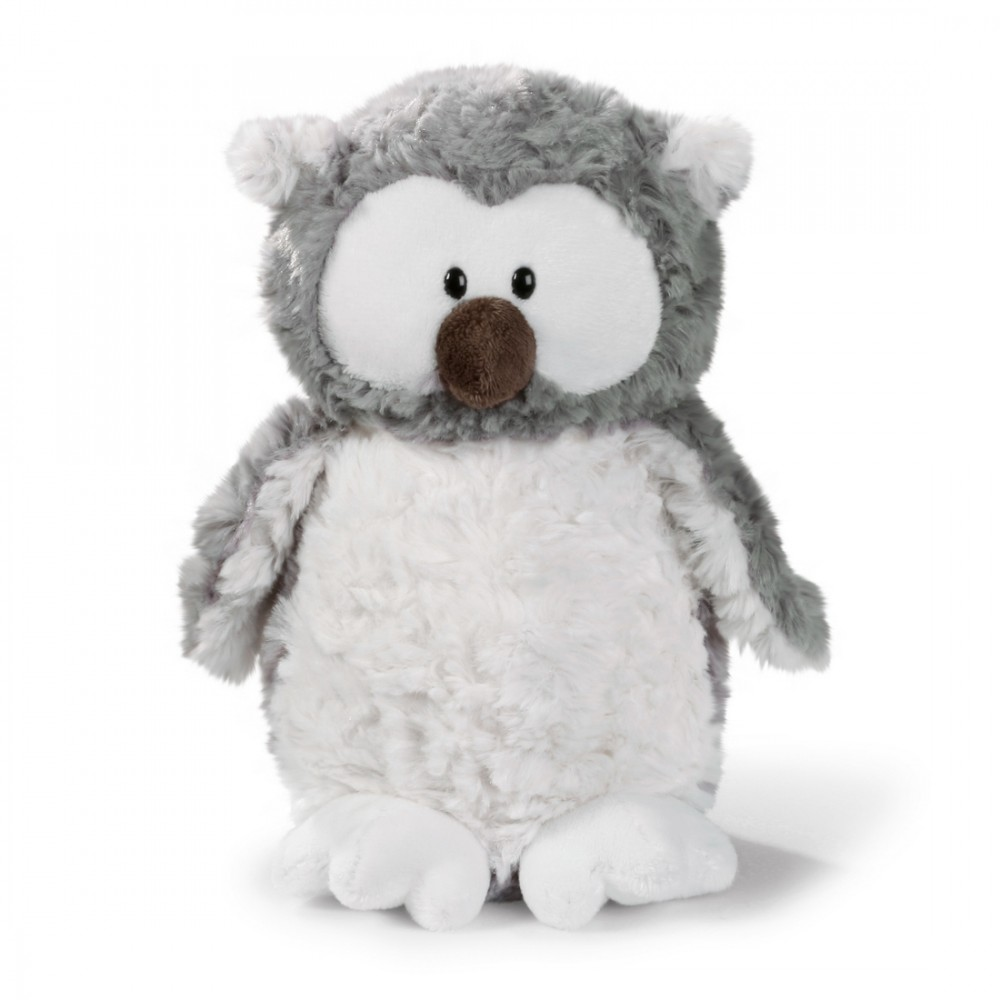 NICI Winter Friends: Schneeeule, 20cm