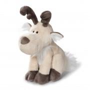 NICI Winter Friends: Rentier sitzend, 25cm creme / weiß