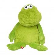 Frosch, grün 32cm   sigikid Mimik-Kuscheltiere