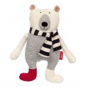 Teddybär Black & White, 30cm | sigikid Kuscheltier für Babys