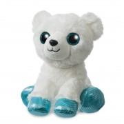Eisbär Igloo, 30cm - Sparkle Tales Kuscheltiere von AuroraWorld