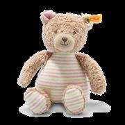 Steiff - Knopf im Ohr: GOTS Teddybär Rosy Mädchen, 24cm rosa