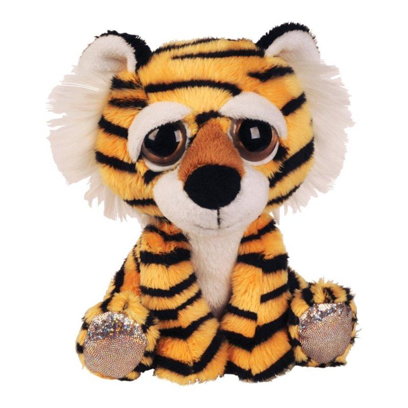 Tiger Cheddar, 17cm | LiL Peepers Kuscheltier der englischen Marke SUKIgift