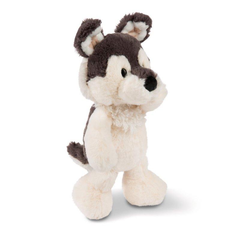 NICI Winter Friends: Kuscheltier Husky Swante, 25cm