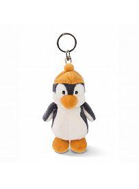 NICI Winter Friends: Schlüsselanhänger Pinguin Peppi, Clip