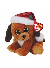 Ty Beanie Boos Plüschtiere: Hund Howlidays, 15cm | Kuscheltier.Boutique
