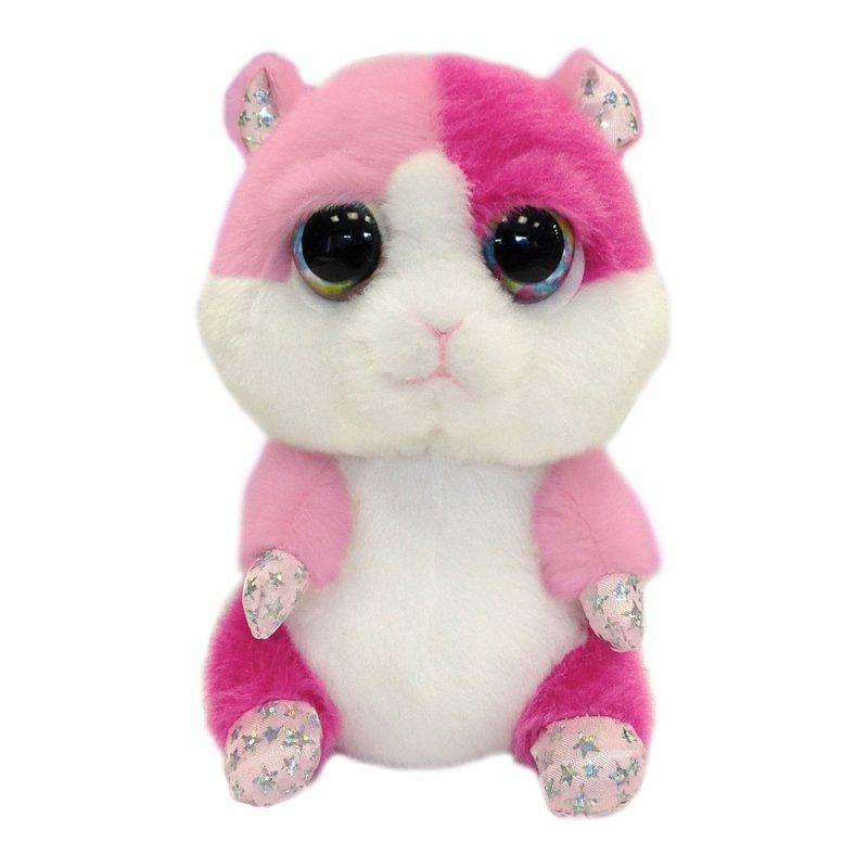Hamster Paris, 13cm | LiL Peepers Kuscheltier der englischen Marke SUKIgift