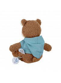 Teddybär Ben, Rückseite | Sterntaler Spieluhr mittel mit herausnehmbaren Spielwerk
