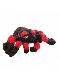 Spinne Nico, rot-schwarz 15cm | LiL Peepers Kuscheltier der englischen Marke SUKIgift