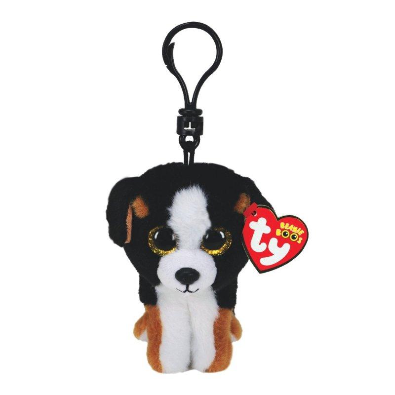 Bernersennenhund Roscoe, 10cm | Ty Beanie Boo's Schlüsselanhänger