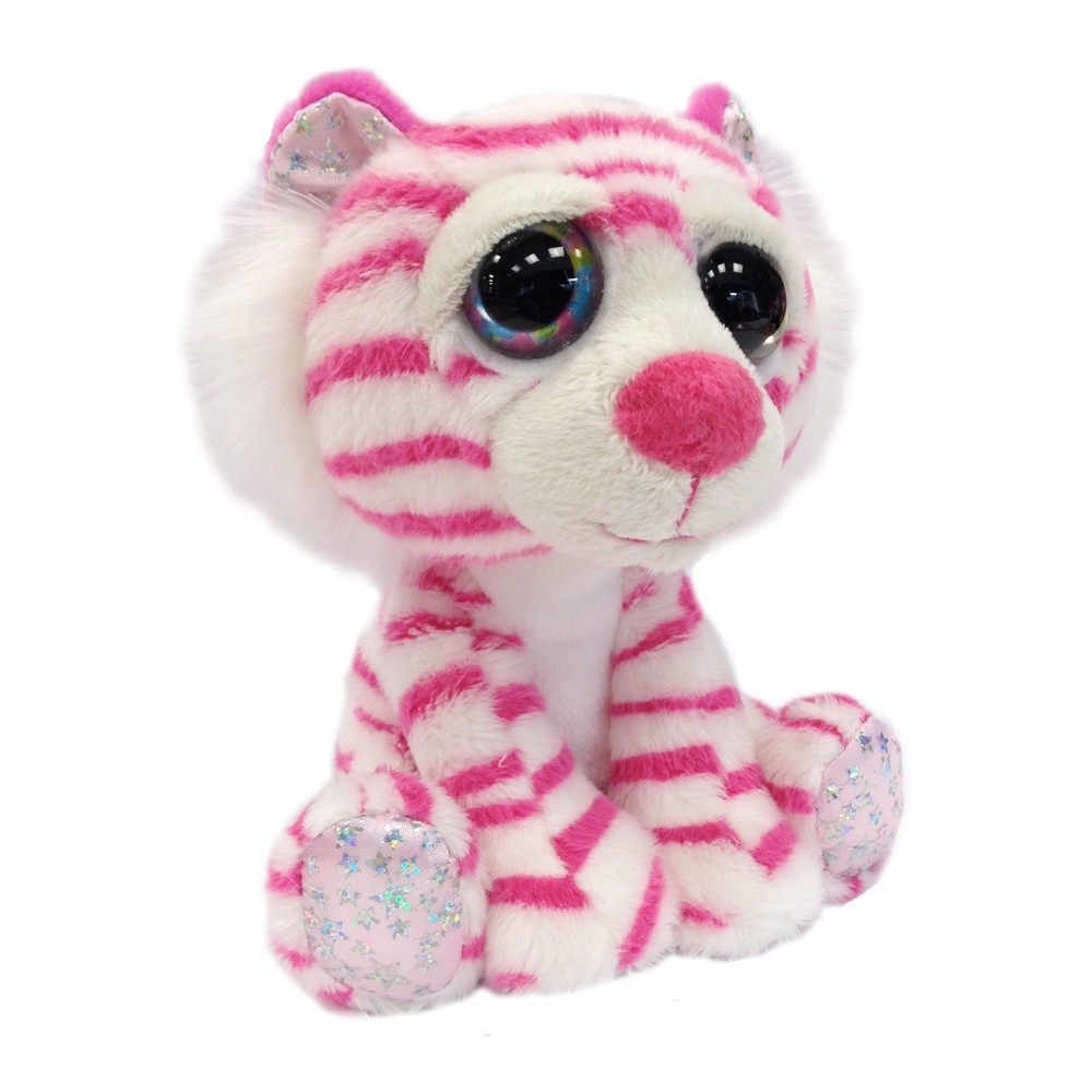 Tiger Bianca, 13cm   LiL Peepers Kuscheltier der englischen Marke SUKIgift