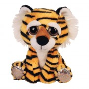 Peepers Russ Fun and Pinky: Tiger Cheddar, 13cm