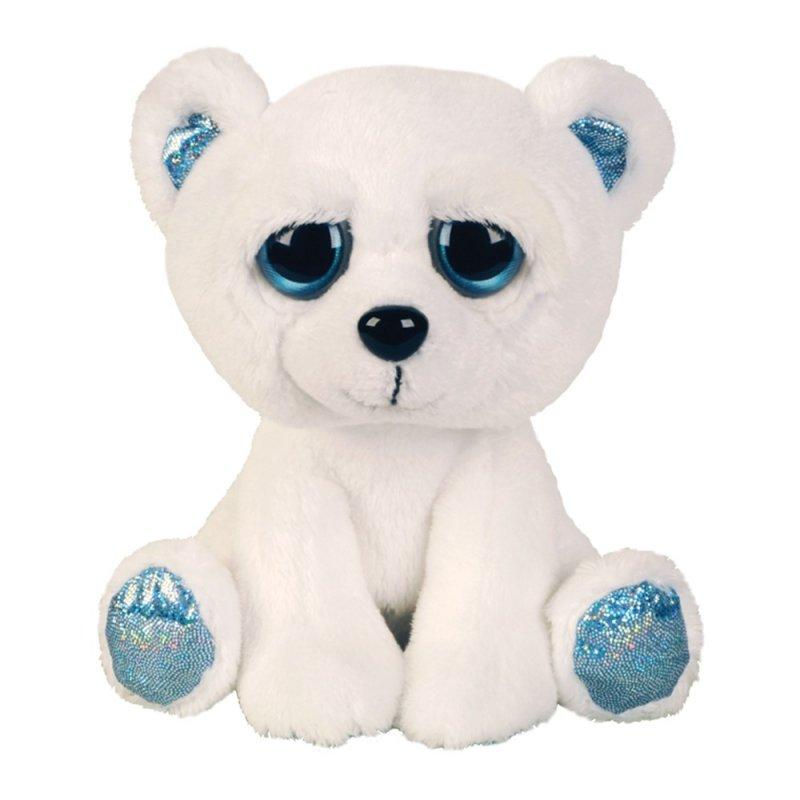 Eisbär Icicle, 13cm   LiL Peepers Kuscheltier der englischen Marke SUKIgift