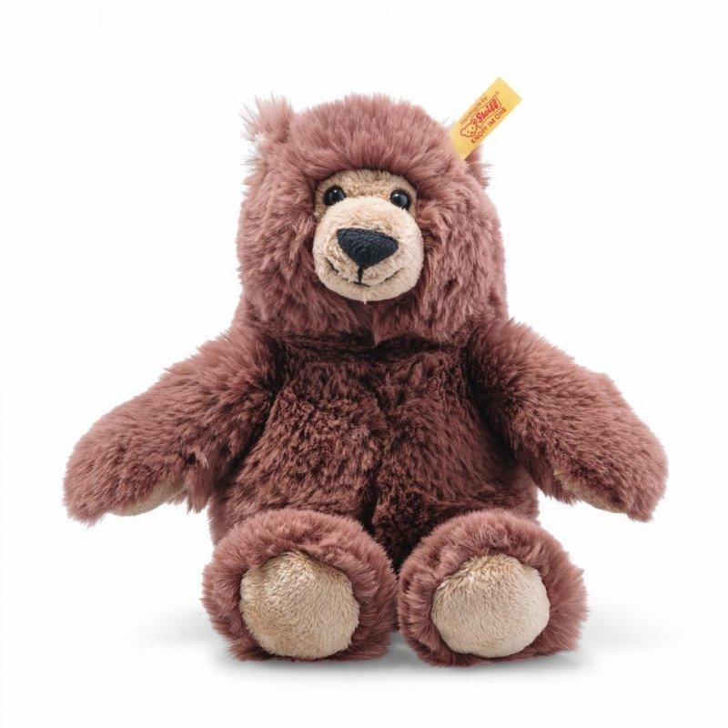 Steiff Soft Cuddly Friends: Teddybär Bella, rotbraun 20cm | Kuscheltier.Boutique