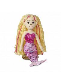 Meerjungfrau Melody, 25cm Aurora Sea Sparkles    Kuscheltier.Boutique