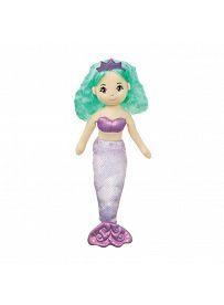 Meerjungfrau Alexa, 25cm Aurora Sea Sparkles | Kuscheltier.Boutique