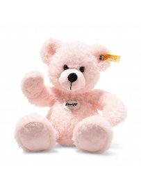 Steiff - Knopf im Ohr: Teddybär Lotte, 27cm rosa | Kuscheltier.Boutique