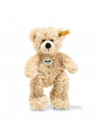Steiff - Knopf im Ohr: Teddybär Fynn, 18cm beige   Kuscheltier.Boutique
