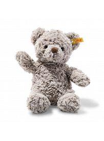 Steiff - Knopf im Ohr: Teddybär Honey, 28cm grau | Kuscheltier.Boutique