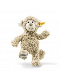 Steiff - Knopf im Ohr: Affe Bingo, 18cm beige | Kuscheltier.Boutique