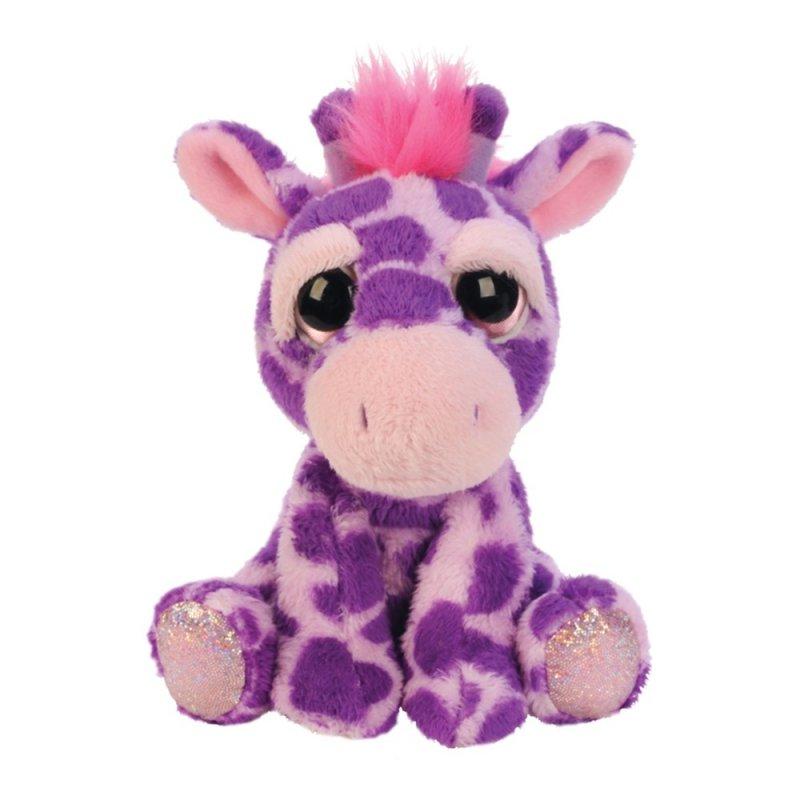 Giraffe Violet, 13cm | LiL Peepers Kuscheltier der englischen Marke SUKIgift