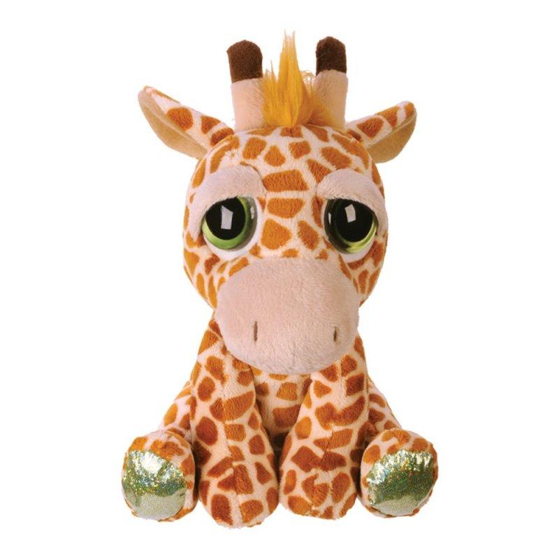 Giraffe Kenya, 17cm   LiL Peepers Kuscheltier der englischen Marke SUKIgift