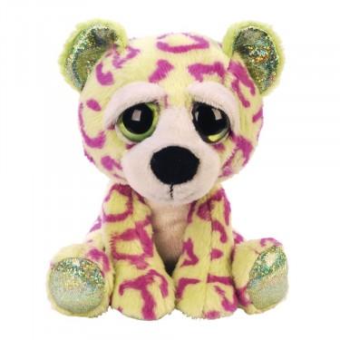 Leopard Sasha, 13cm | LiL Peepers Kuscheltier der englischen Marke SUKIgift