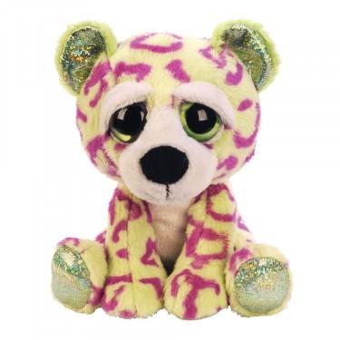 Leopard Sasha, 17cm   LiL Peepers Kuscheltier der englischen Marke SUKIgift