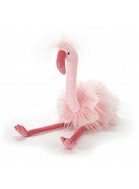 Jellycat Plüschtiere: Flamingo Flo Muflingo | Kuscheltier.Boutique