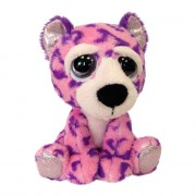 Peepers Russ Fun and Pinky: Leopard Brooks, 13cm