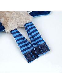 sigikid für Babys: Fledermaus blau, Spielanhänger Bindebänder  Kuscheltier.Boutique