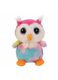 Peepers Russ Fun and Pinky: Eule Moonbeam, 17cm