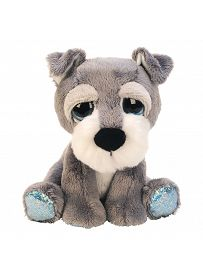 Peepers Russ Fun and Pinky: Schnauzer Skyler, 13cm