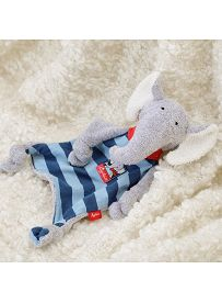 sigikid für Babys: Lolo Lombardo, Schmusetuch | Kuscheltier.Boutique