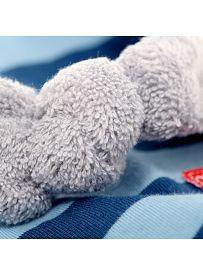 sigikid für Babys: Lolo Lombardo, Schmusetuch Detail | Kuscheltier.Boutique
