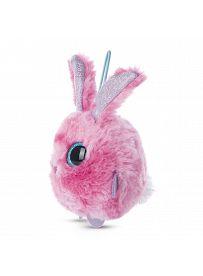 NICIdoos Ballbies: Schlüsselanhänger Hase rosa, Loop | Kuscheltier.Boutique
