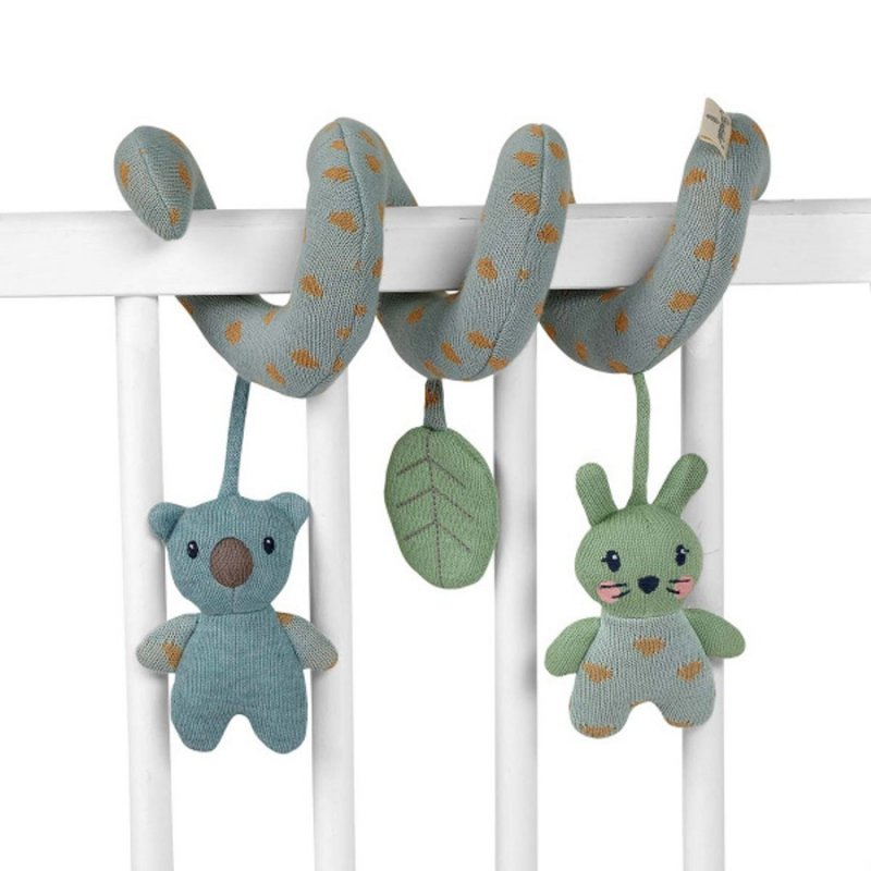 Sterntaler: Hase Kinni & Koala Kalla Spielspirale | Kuscheltier.Boutique